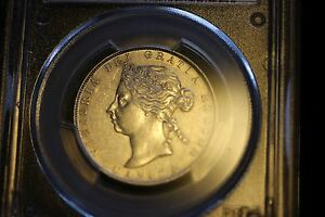 1899 SMALL 1ST 9 PCGS GRADED CANADIAN SILVER 50 CENT   AU 53