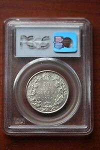 Click now to see the BUY IT NOW Price! 1914 PCGS GRADED CANADIAN 50 CENT   AU 53