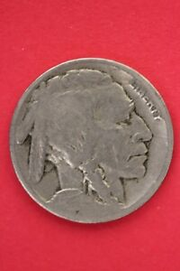 1917 P BUFFALO INDIAN NICKEL EXACT COIN PICTURED FLAT RATE SHIPPING OCE0022
