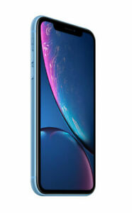 APPLE IPHONE XR 64GB VERIZON ONLY A1984 BLUE MINT CONDITION WARRANTY MT352LL/A