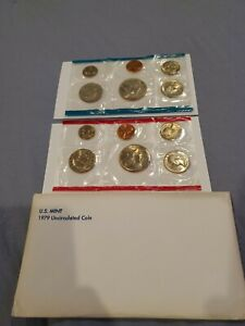 1979 U.S. MINT SET P&D IN ORIGINAL ENVELOPE