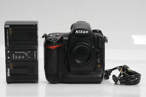 NIKON D3S 12.1MP DIGITAL SLR CAMERA BODY                                    233