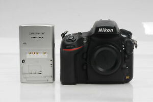 NIKON D800E 36.3MP DIGITAL SLR CAMERA BODY                                  725
