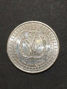 2011 AUSTRALIAN 20 CENT COIN VOLUNTEERS   CIRCULATED