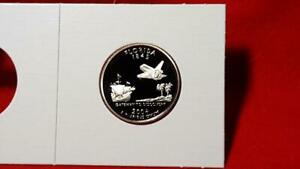 2004 S FLORIDA STATE QUARTER     ULTRA DEEP CAMEO PROOF MUST SEE PICS