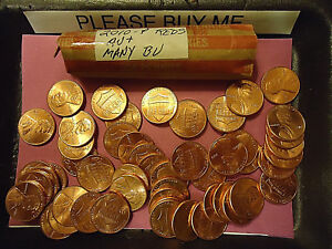 2010 P AU  ROLL OF LINCOLN CENTS  >  C/S & H AVAILABLE  <