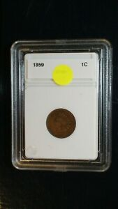 1859 INDIAN HEAD CENT EXTRA FINE CONDITION 1C PENNY COIN PRICED TO SELL FAST