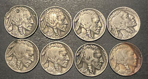 1935  P BUFFALO NICKEL  ONE COIN FROM PICTURED LOT