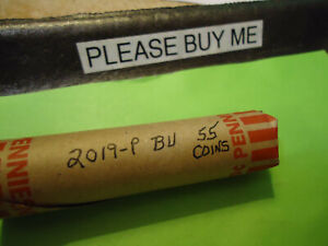 2019 P LINCOLN CENT ROLL