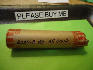 2020 P  BU  LINCOLN CENT ROLL