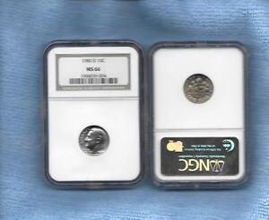 Click now to see the BUY IT NOW Price! 1980 D  ROOSEVELT DIME NGC MS 66