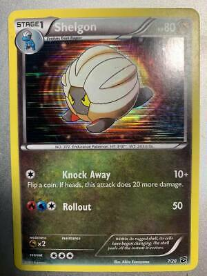 Shelgon 7/20 NM Near Mint Dragon Vault Cosmic Holofoil Rare Holo Pokemon Card