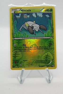 Pokemon Dragons Exalted Pack Fresh PSA 9/10? Nincada 10 /124 Reverse Holo