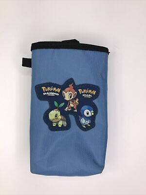 Nintendo DS Pokemon Diamond Pearl SWITCH N CARRY CASE - FREE SHIPPING