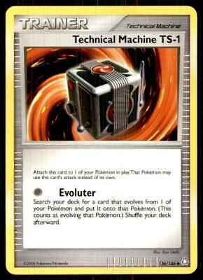 2008 Pokemon Dp Legends Awakened Technical Machine Ts-1 U #136
