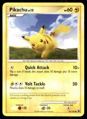 2008 Pokemon Dp Majestic Dawn Pikachu C #70