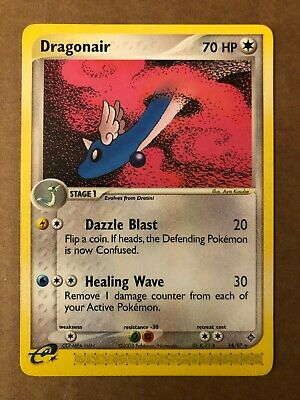 Pokemon Dragonair 14/97 Ex Dragon NM-Mint See Pictures