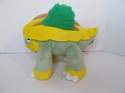 Pokemon Diamond and Pearl Grotle Talking Electronic Plush Stuffed Jakks