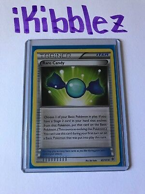 Pokemon TCG: Rare Candy 85/101 Uncommon LP Plasma Blast. Fast Shipping!