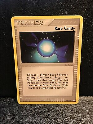 Rare Candy 90/110 NM EX Holon Phantoms Pokemon Card. Fast Shipping!