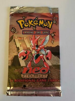 Pokemon TCG Pick Your Own Cards from Neo Discovery Unlimited LP Conditions!!