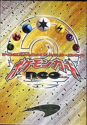 NEO Pokemon Cards Japanese -Choose A Card-