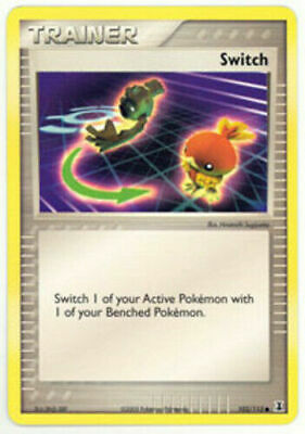 Switch 102/113 Delta Species Common Played Pokemon DNA GAMES