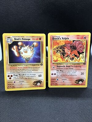 Pokemon Gym Challenge - Uncommon and Common Cards - You Pick