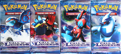 1 Pokemon Call Of Legends Booster Pack Box Fresh Trusted Seller COL Deoxys Art