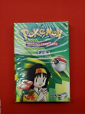 Pokemon Erika Theme Deck SEALED NEVER OPENED Mint Condition Gym Heroes NEW!