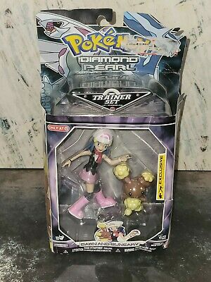 Pokemon Diamond And Pearl Trainer Set Dawn and Buneary- Target Exclusive