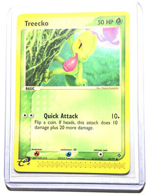 TREECKO - 80/97 - EX Dragon - Common - Pokemon Card - NM
