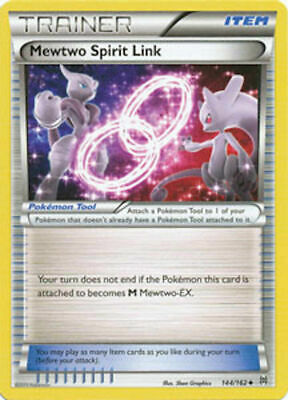 Pokemon Mewtwo Spirit Link 144/162 XY Breakthrough Uncommon