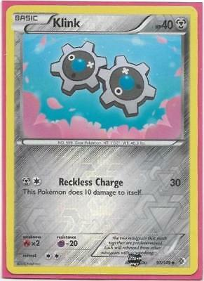 Pokemon Klink 97/149 Boundaries Crossed Non Comune Holo The Real_deal Shop