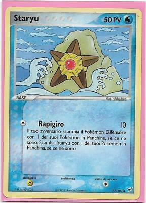Pokemon Staryu 77/107 Ex Deoxys Comune The Real_deal Shop