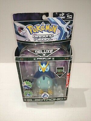 Prinplup Figurine Approx. 5 1/8in- Diamond & Pearl-Deluxe Electronic Pokemon New