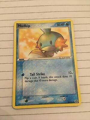 Mudkip EX Emerald EX 56/106 Pokemon Card NM