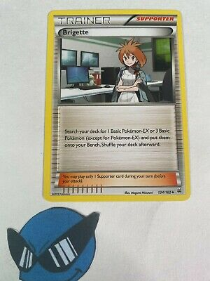 Pokemon TCG : Brigette 134/162 Breakthrough