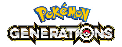 XY Pokemon Generations Card Collection(2016)