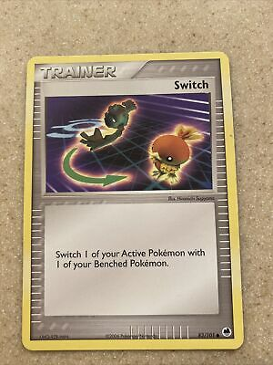 Switch 83/101 EX Dragon Frontiers - Common Pokemon Card - NM/Mint
