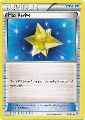 Max Revive 65/83 XY GENERATIONS 20th ANN.2016 Uncommon PERFECT MINT! Pokemon