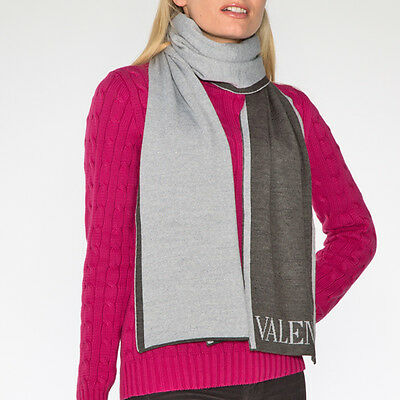 Шарф New With Tags Valentino Double-Knit