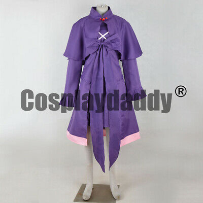 Pokemon Diamond and Pearl Mismagius Outfit Dress Anime Cosplay Costume F006