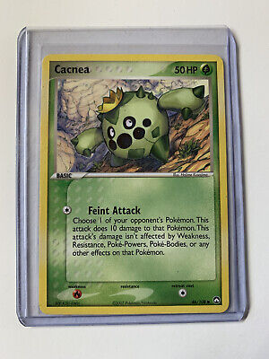 Cacnea - 46/108 - Common Vlp Power Keepers Pokemon