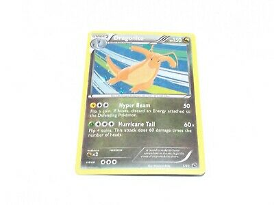 POKEMON Card Dragon Vault 5/20 Dragonite Holo Foil