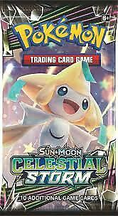 Pokemon TCG,Sun & Moon Celestial Storm,Trainers, Rev Foil, R! You Choose!!