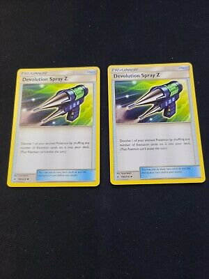 Pokemon Unbroken Bonds -  186/214 Devolution Spray Z - NM  x2