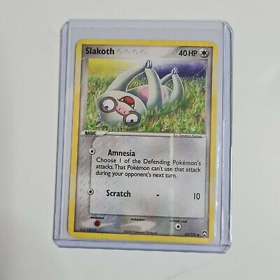 Slakoth 63/108 - Power Keepers Pokemon Card