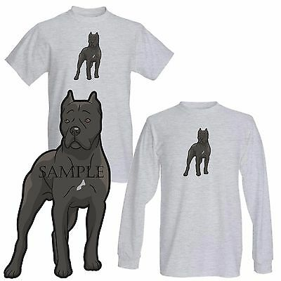 T-shirt Cane Corso Standing Proud Pose