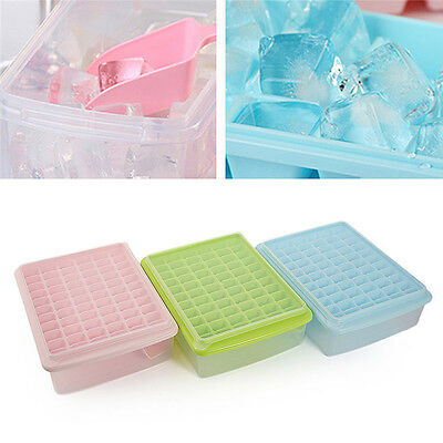 Ice Cube Trays 66 Cubes Ice